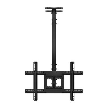 Suporte-de-Teto-Inclinacao-e-Ajuste-de-Altura-ate-126cm-para-TVs-de-32-a-75---A05V6